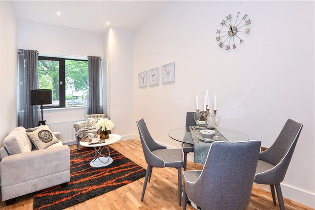 Thumbnail Flat for sale in Harvest Crescent, Fleet, Hampshire
