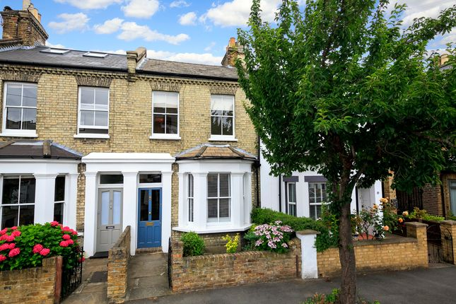 Thumbnail Terraced house to rent in Saville Road, Chiswick, London