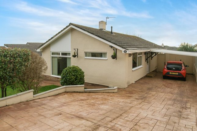 Thumbnail Detached bungalow for sale in Broadley Drive, Torquay