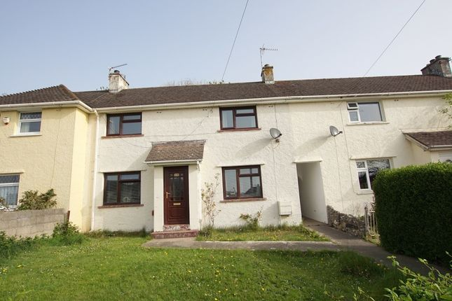 Thumbnail Terraced house for sale in 14, Leigh Close, Boverton, Boverton, Vale Of Glamorgan