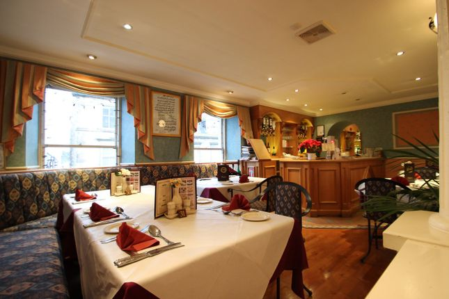 Thumbnail Restaurant/cafe for sale in High Street, Elgin