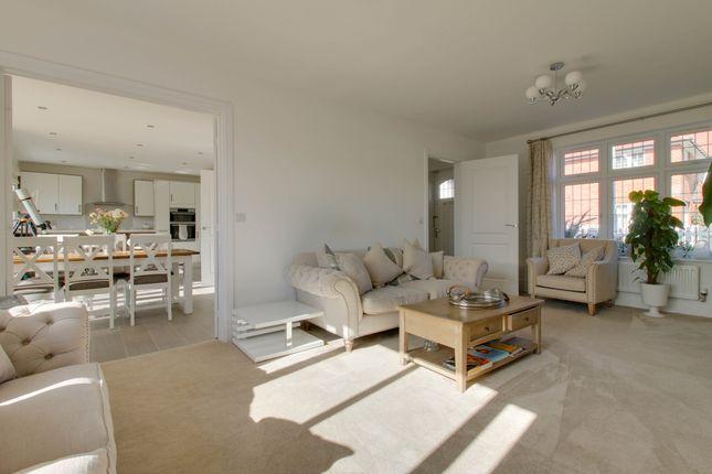 Thumbnail Detached house for sale in Parker Drive, Langdon Hills, Basildon, Essex