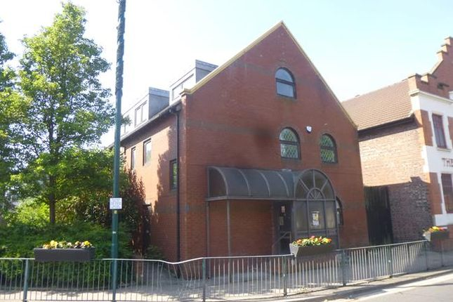 Thumbnail Office for sale in Former Ganvir Medical Centre, 169 Church Street, Eccles, Manchester, Greater Manchester