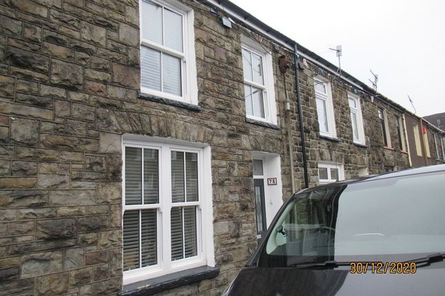 Thumbnail Terraced house for sale in 73 Gwendoline Street, Treherbert, Treorchy, Rhondda, Cynon, Taff.