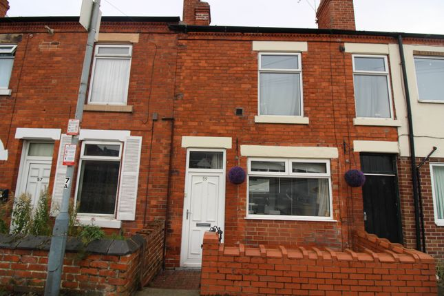 3 bed terraced house for sale in Main Road, Underwood, Nottingham NG16