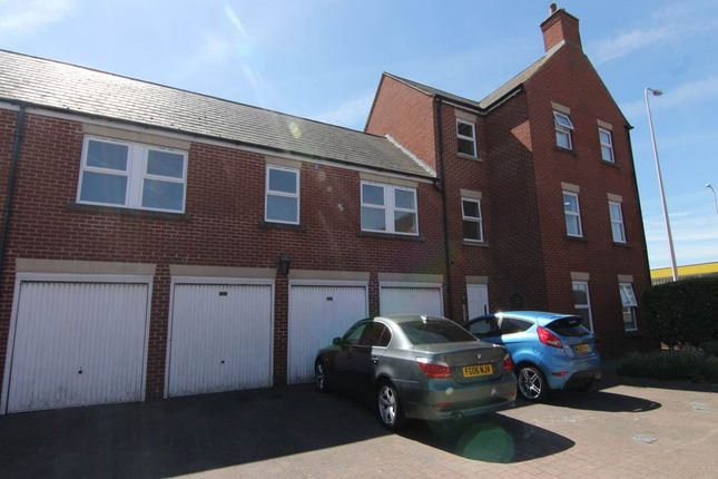 Thumbnail Flat to rent in Rowan Place, Locking Castle East, Weston-Super-Mare