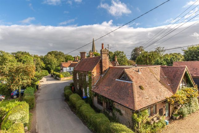 5 bed semi-detached house for sale in The Street, Chiddingly, Lewes BN8