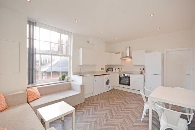 Thumbnail Flat to rent in Apt 4, Belgravia House 2 Rockingham Lane, Sheffield