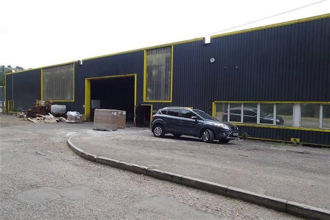 Thumbnail Industrial to let in Dyffryn Business Park, Ystrad Mynach, Hengoed