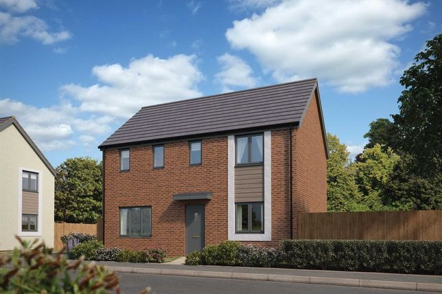 """Thumbnail Detached house for sale in """"The Clayton"""" at Church Road, Old St. Mellons, Cardiff"""