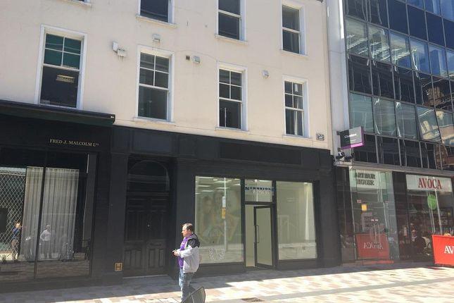 Thumbnail Retail premises to let in 43 Arthur Street, Belfast, County Antrim