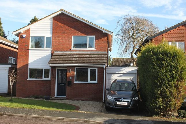 Thumbnail Detached house for sale in Wannions Close, Ley Hill, Buckinghamshire
