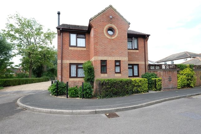 Detached house for sale in The Rushes, Marchwood