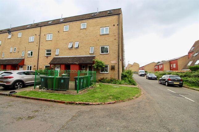 Thumbnail Maisonette for sale in Bodesway, Orton Malborne, Peterborough