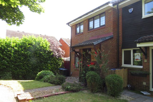End terrace house for sale in The Squirrels, Welwyn Garden City