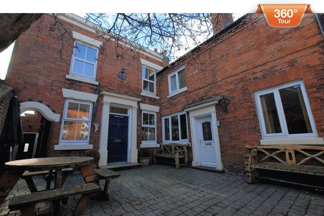 Thumbnail Detached house for sale in Balance Street, Uttoxeter