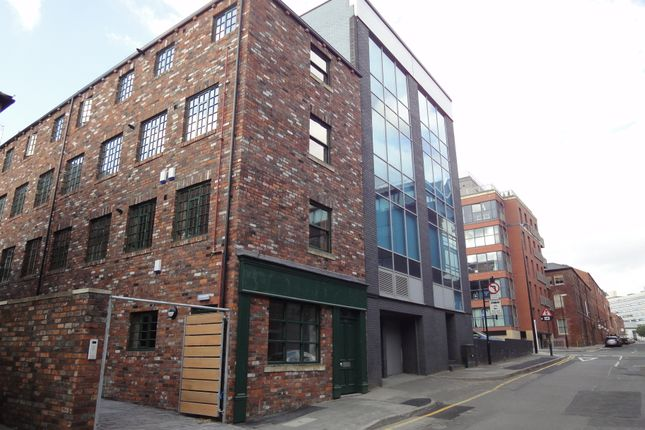 Thumbnail Flat to rent in 92 Arundel Street, Sheffield
