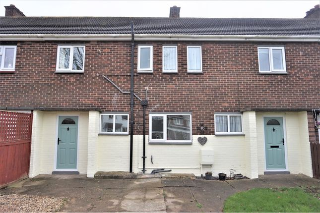 Thumbnail Terraced house for sale in Station Road, Stallingborough