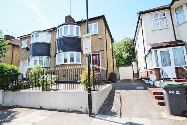 Thumbnail Semi-detached house for sale in Tenterten Road, London
