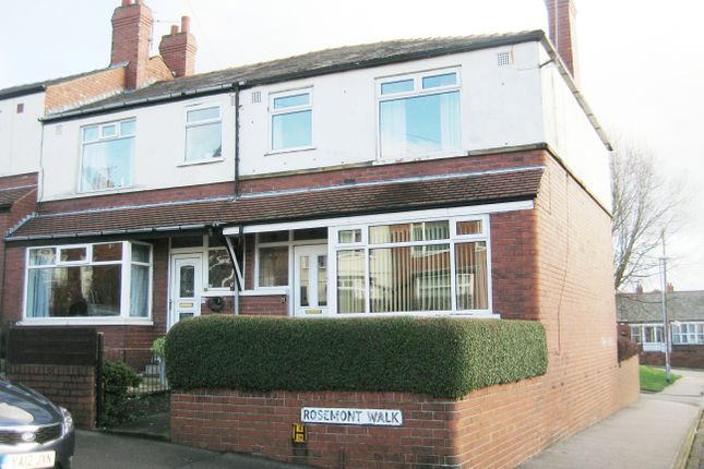 Thumbnail Terraced house to rent in Rosemont Walk, Bramley, Leeds
