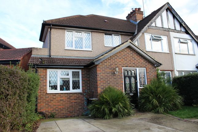 5 bed semi-detached house for sale in Silver Close, Harrow Weald