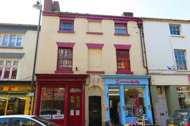 Thumbnail Property for sale in Berriew Street, Welshpool