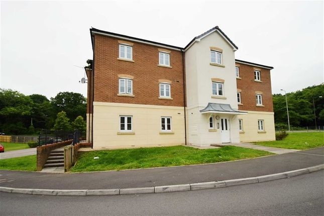 Thumbnail Flat for sale in Cadwal Court, Llantwit Fardre, Pontypridd