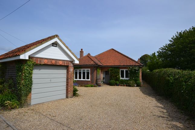 Thumbnail Detached house for sale in Ryalla Drift, South Wootton, King's Lynn