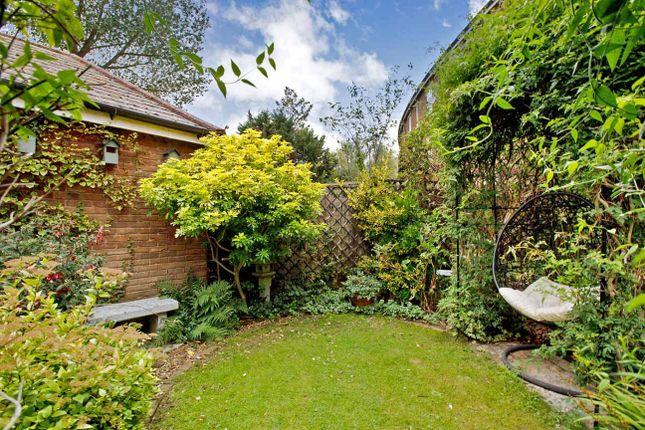 Garden of Gras Lawn, St. Leonards, Exeter EX2