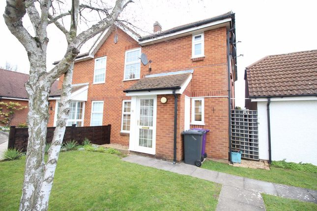 Thumbnail Flat to rent in Chalkfield, Letchworth Garden City