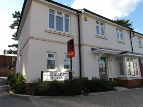Thumbnail End terrace house for sale in Grace Bartlett Gardens, Chelmsford