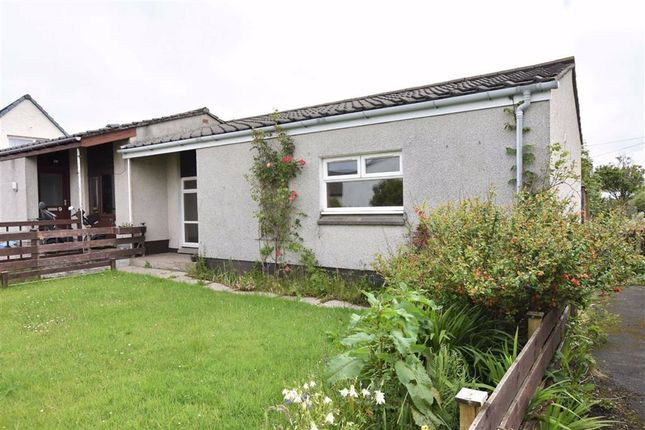 Thumbnail Semi-detached bungalow for sale in Mackenzie Crescent, Bettyhill, Caithness