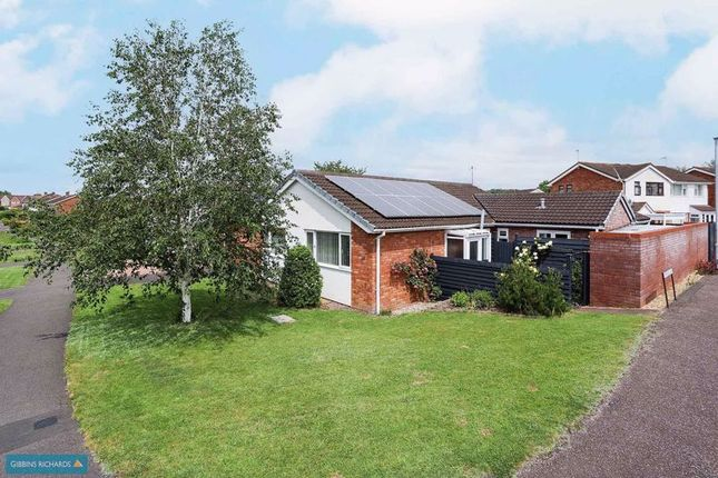 Thumbnail Bungalow for sale in Claremont Drive, Taunton
