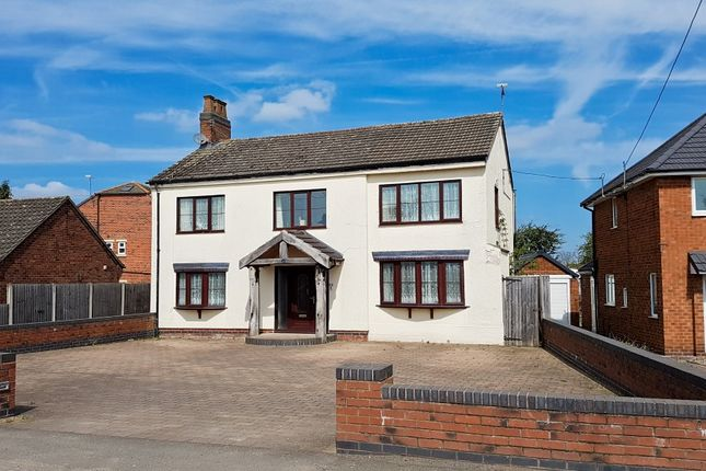 Thumbnail Detached house to rent in Park Road, Willaston, Nantwich