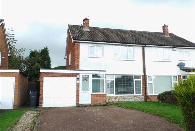 Thumbnail Semi-detached house for sale in Marlpit Lane, Four Oaks, Sutton Coldfield