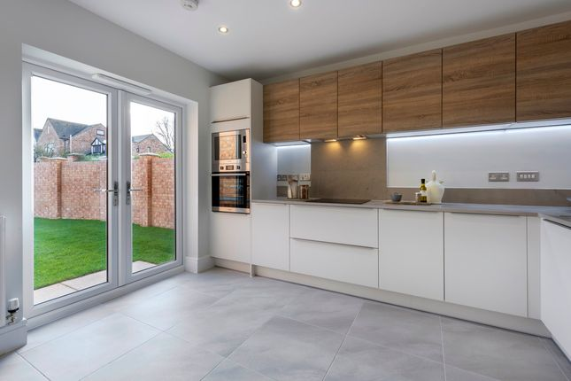 Thumbnail Detached house for sale in Acorn Drive, Camperdown, Newcastle Upon Tyne