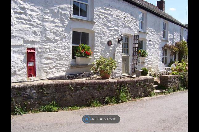 Thumbnail Semi-detached house to rent in Post Box Corner, Lower Metherell, Callington