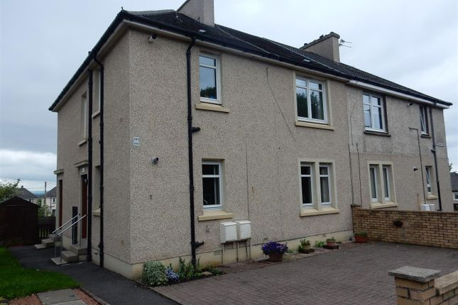 Thumbnail Flat to rent in Netherton Road, Wishaw