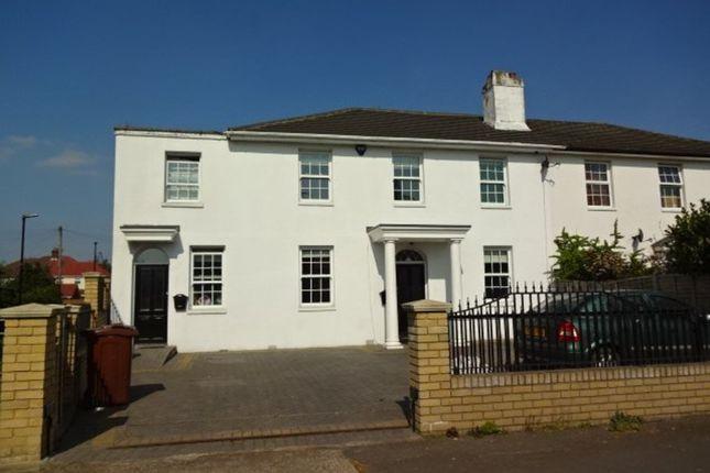 Thumbnail Semi-detached house for sale in Church Close, Bath Road, Hounslow