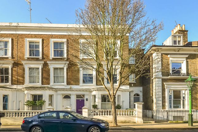Thumbnail Property to rent in Stanford Road, Kensington, London