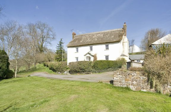 Thumbnail Detached house for sale in Withleigh, Tiverton