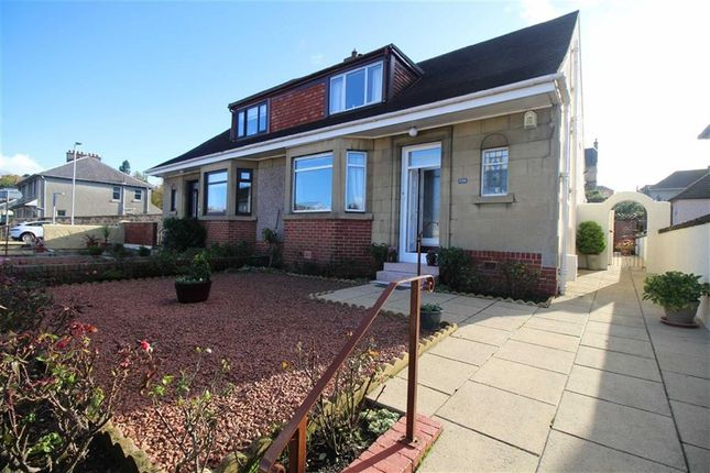 Thumbnail Semi-detached bungalow for sale in Eldon Street, Greenock