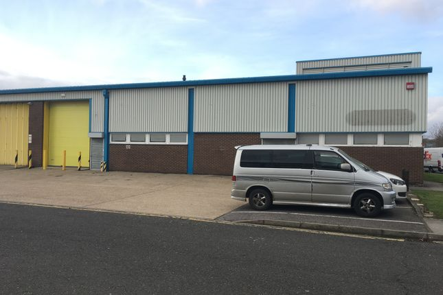 Thumbnail Industrial to let in Unit 13 City Industrial Park, Southern Road, Southampton