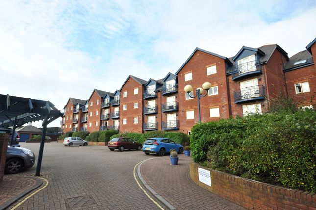 Thumbnail Flat for sale in Haven Road, Exeter, Devon