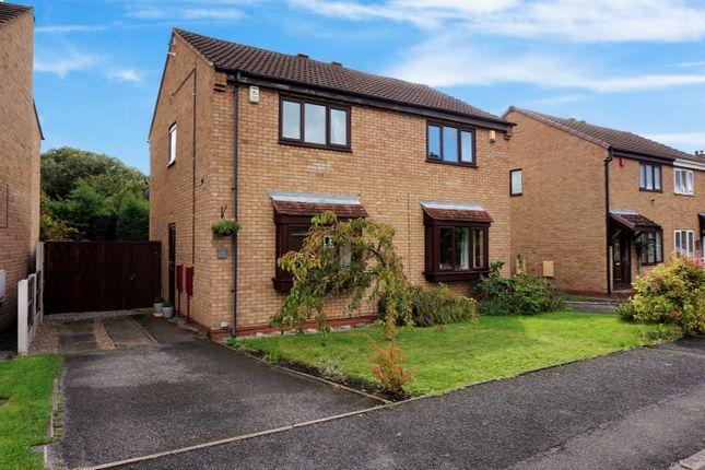 Semi-detached house for sale in Glastonbury Road, Alvaston