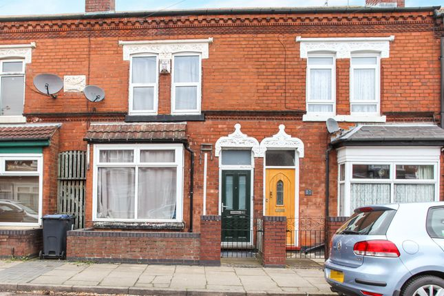 Thumbnail Terraced house for sale in Hobson Road, Selly Park, Birmingham