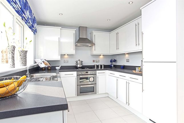 """Thumbnail Detached house for sale in """"The Cherryburn"""" at Laughton Road, Thurcroft, Rotherham"""