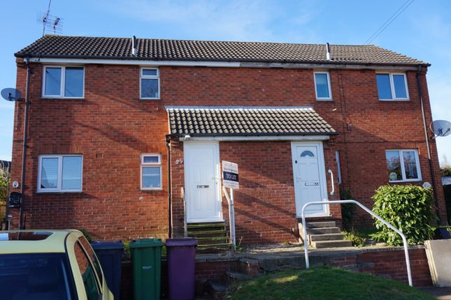 Thumbnail Flat for sale in Larchdale Close South Normanton, Alfreton