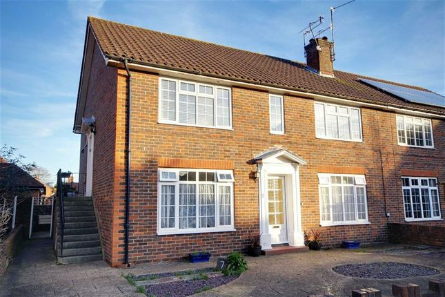 Thumbnail Flat for sale in Parkfield Court, Parkfield Road, Worthing, West Sussex