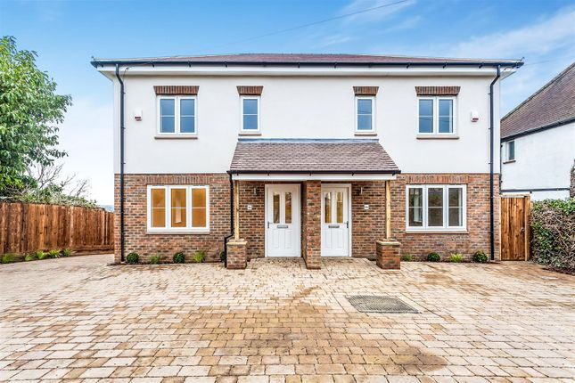 Thumbnail Semi-detached house for sale in Wayside Avenue, Bushey